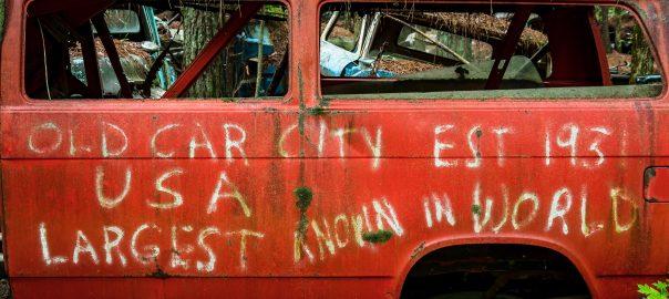 Tag: junkyard   Central Florida Photo Ops